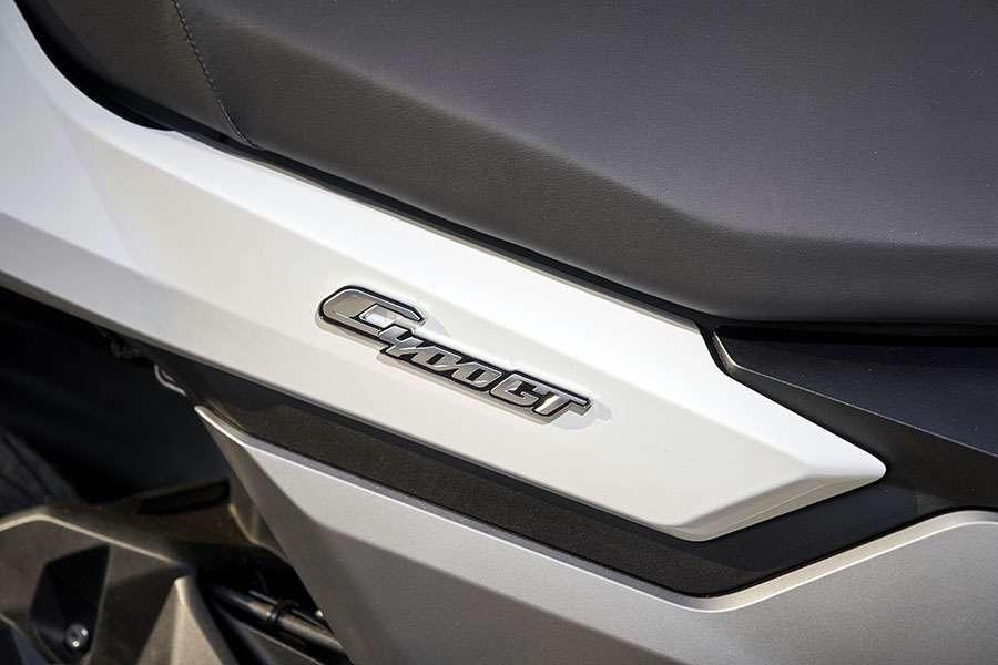 BMW C400GT