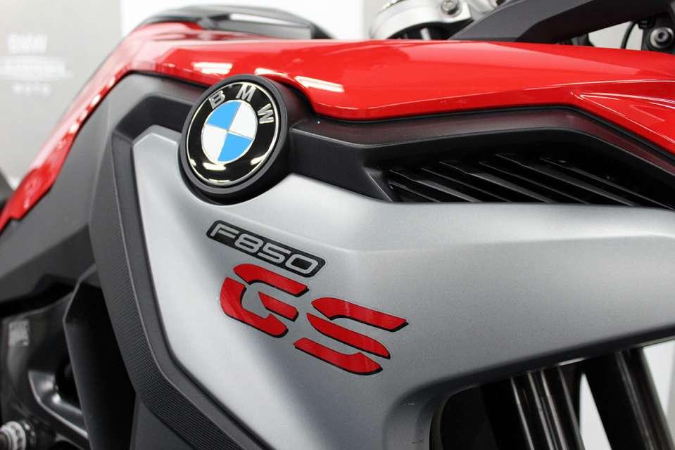 BMW F850GS
