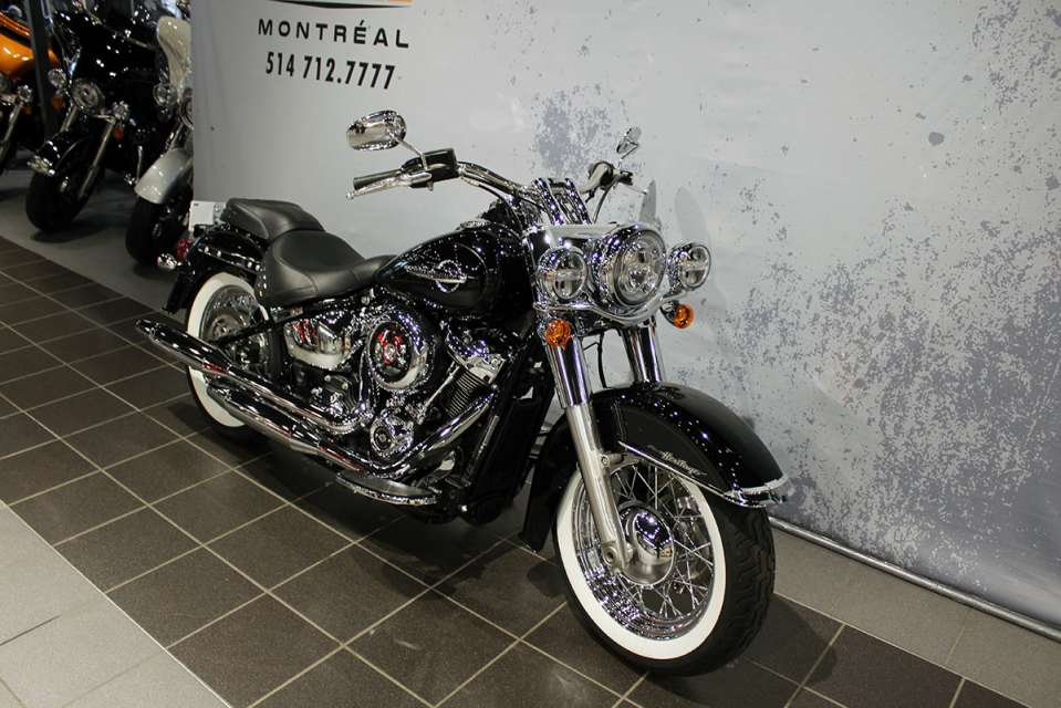 Harley-Davidson  FLDE