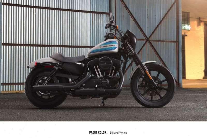 Harley-Davidson Iron 1200