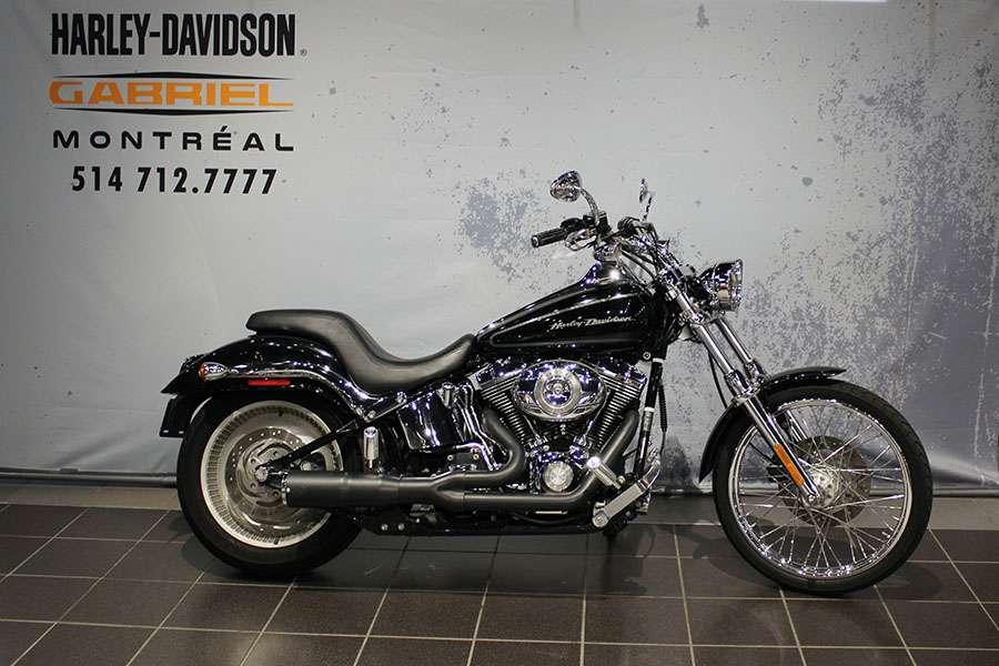 Harley-Davidson Softail Deuce