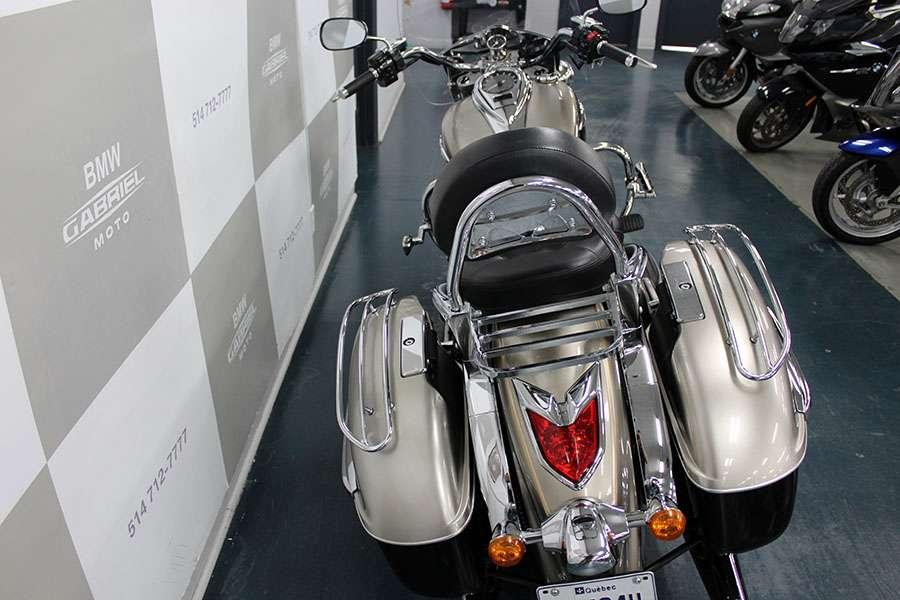 Kawasaki VN1700 Vulcan Nomad