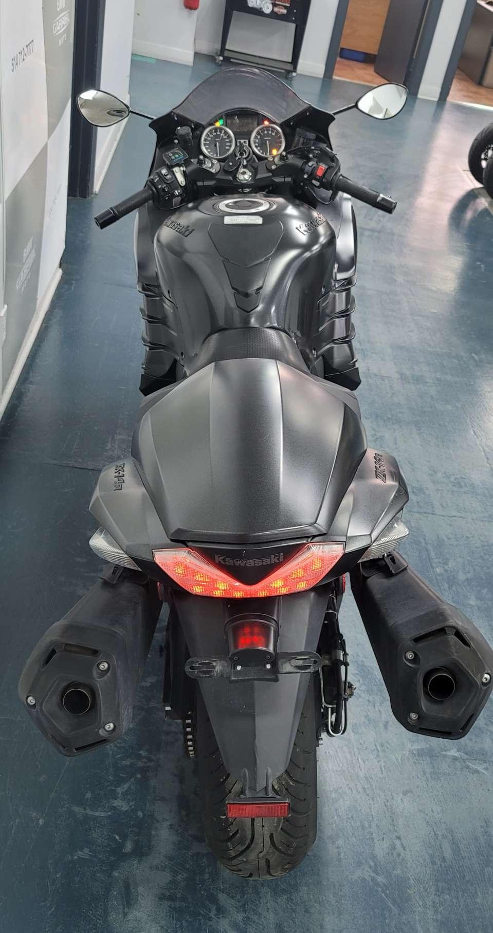 Kawasaki ZX1400