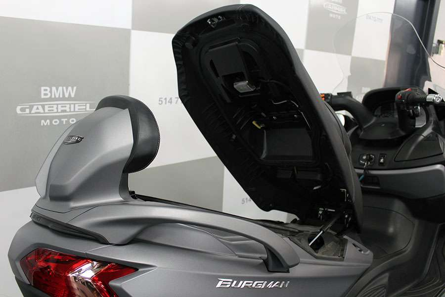 Suzuki Burgman 650 Executive