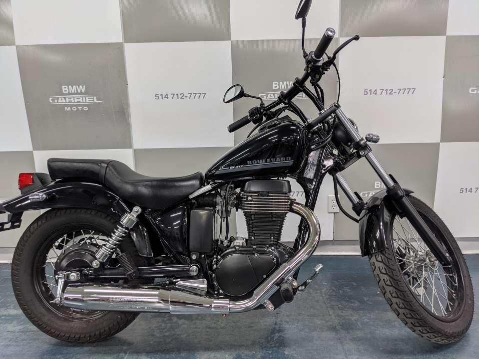 Suzuki LS650