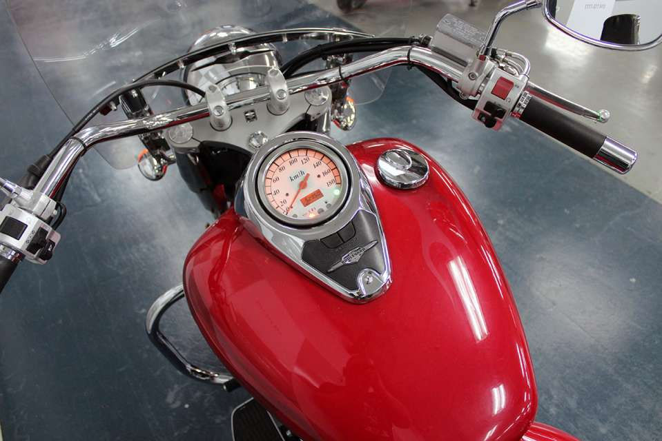 Suzuki VL800 Boulevard