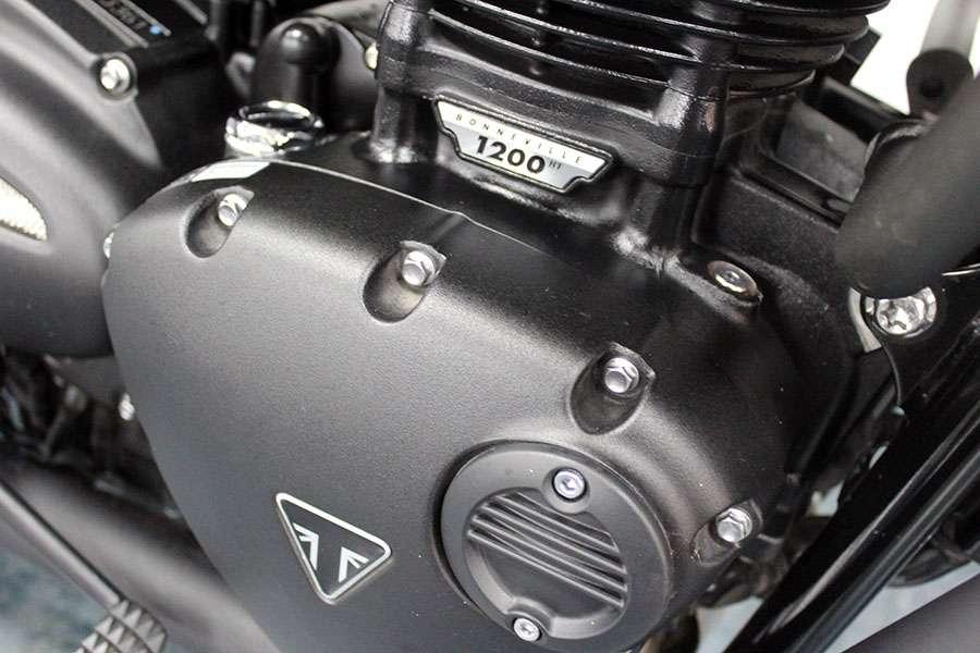 Triumph T120 Bonneville