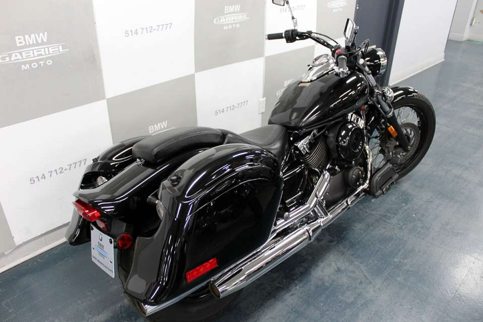 Yamaha XVS650 V-Star