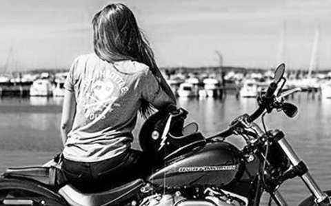 Faites la location d'une Harley-Davidson!